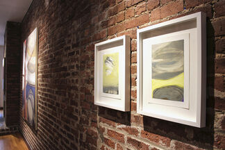 RACHELLE KRIEGER: ROCKS AND RAYS, installation view