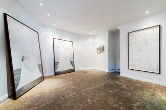 White Flag, installation view
