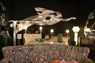 robertaebasta  at Antibes Art Fair, installation view