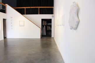 Ever Wide Open Ever, installation view
