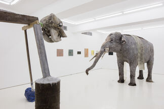 Roland Persson & Marlon Wobst: Animal Farm, installation view