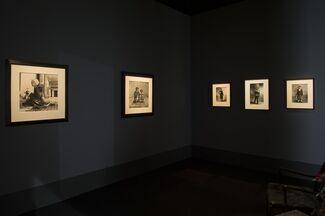 Hamiltons Gallery at Paris Photo 14, installation view