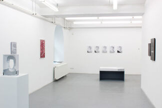 It´s all about the face, installation view