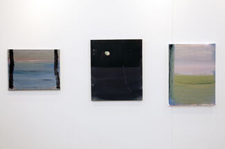Meno niša Gallery at ArtVilnius'18, installation view