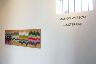 Cluster Fail, installation view