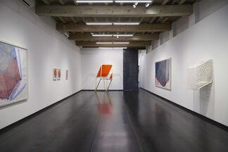 José Pedro Croft: Novos trabalhos, velhos territórios., installation view