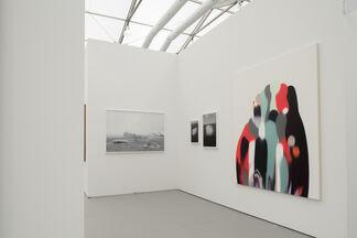 DITTRICH & SCHLECHTRIEM at UNTITLED. 2014, installation view