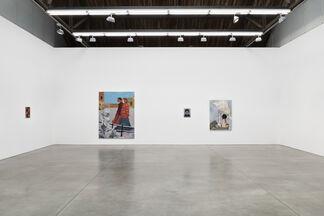 Sanya Kantarovsky: On Them, installation view