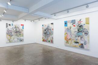 Thameur Mejri, Before You Split the Ground, installation view