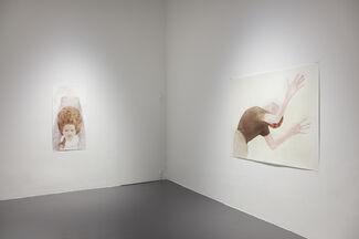 Maria Nordin: Follow the Line, installation view