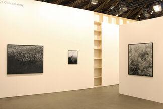 Kristof De Clercq at Unseen Photo Fair 2015, installation view