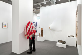 Fergus McCaffrey at Art Basel 2014, installation view