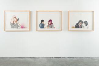Shizu Saldamando - To Return, installation view
