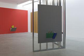 "HAIM STEINBACH ""Collections"", installation view"