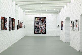 Amor Enemigo, installation view
