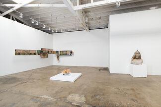 Anastasia Douka and Shana Hoehn: It would go, installation view