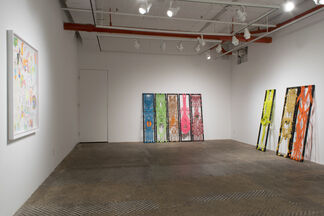 Jesse Harrod: Low Ropes Course, installation view