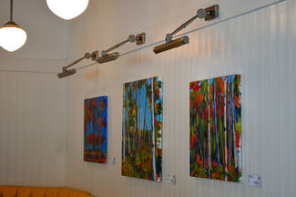 Jenn Hallgren, installation view