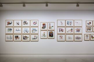 Nikita Shalenny | The Most Delicious American Mushrooms, installation view