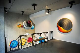 Tension by Jan Kaláb, installation view