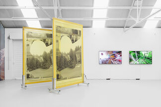 Constructed culture sounds like conculture, installation view