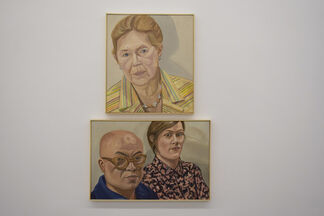 Philip Pearlstein, Facing You, installation view