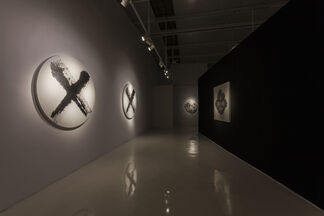 The Spiritual Forms of the Superstring World, installation view