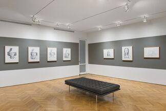 Alex Katz: Present Tense (New York), installation view