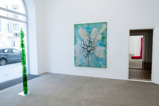Retro Store curatd by_Veit Loers, installation view