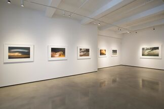 Eric Meola: Storm Chaser, installation view