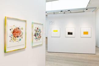 O-68 at Draw Art Fair London 2019, installation view