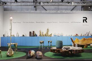 R 20th Century Gallery at Design Miami/ 2013, installation view