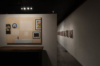 Uncharted with Jen Dyck + Steve Mennie, installation view