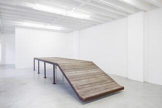 """Mirosław Bałka, """"EIN AUGE, OFFEN"""", installation view"""