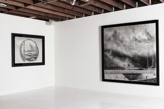 Agglomerate: A Confused Mass, installation view