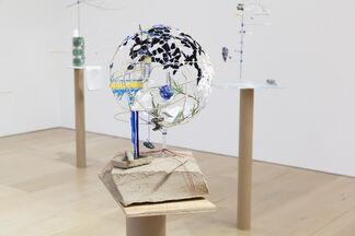 Sarah Sze, installation view