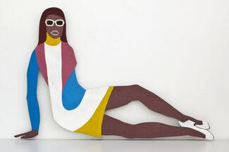 Barbara Thumm at Art Basel 2015, installation view