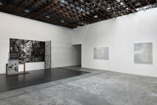 After You Left, installation view