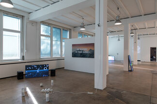 Group Exhibition - ALGORITHMIC LIFESTYLE, installation view