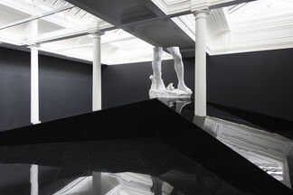 """Adrian Villar Rojas: From The Series, """"The Theater of Disappearance"""", installation view"""