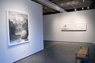 Ethan Murrow - Jurassic, installation view
