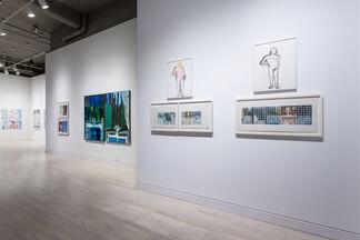 Jennifer Bartlett: In the Garden, installation view