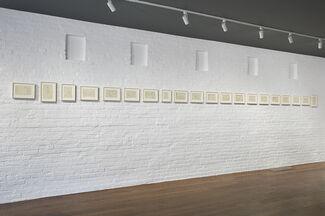 Alex Katz: Subway Drawings, installation view