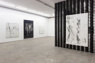Gregor Hildebrandt - In Jade stände eine Stadt, installation view