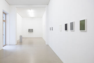 The Imprint of the Space Someone Used - Andreas Blank, installation view