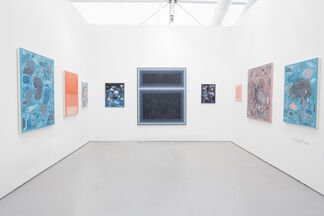 Denny Gallery at UNTITLED 2015, installation view