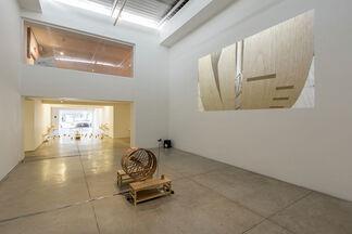 O Grivo, installation view