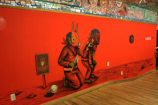 Saner: Fragments of the Soul, installation view