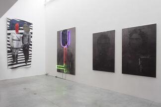 Assemblage, installation view