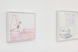 The Trappings, installation view